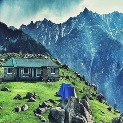 Triund Sightseeing