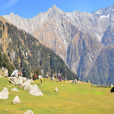 Triund Travel