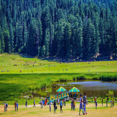 Khajjiar Places to See
