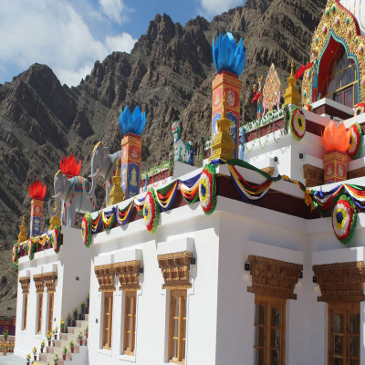 Hemis Places to See