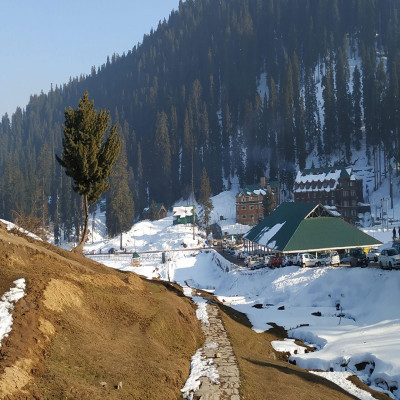 Khilanmarg Places to See