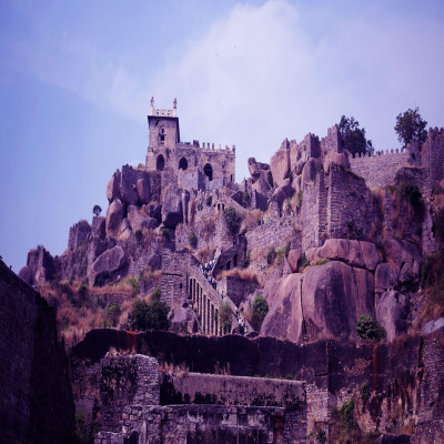 Golconda Fort Places