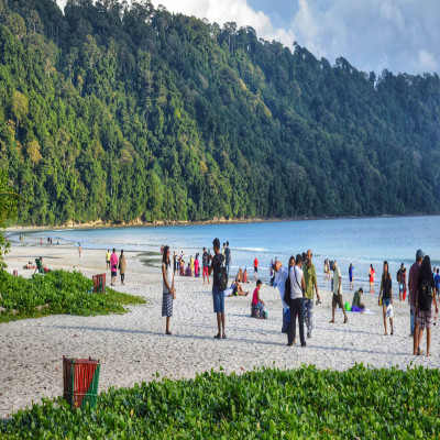 Radhanagar Beach Package Tour