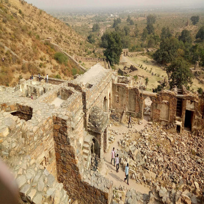 Bhangarh Fort Places to See