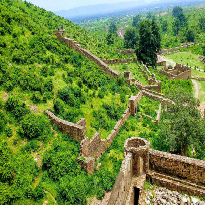 Bhangarh Fort Place to visit