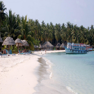Bangaram Island Places to See