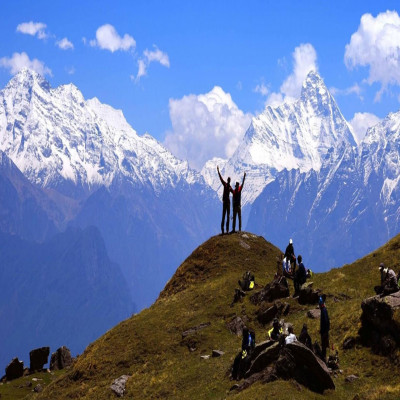Auli Travel Plan