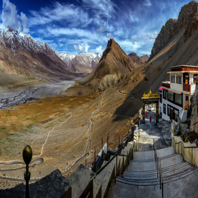 Spiti Valley Place to visit