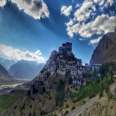 Spiti Valley Places to See
