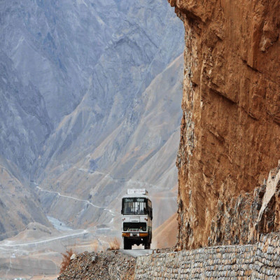 Spiti Valley Road Trip