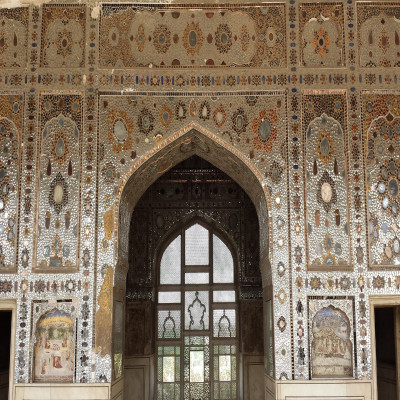 Agra Fort Places to See