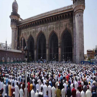 Mecca Masjid Places to See
