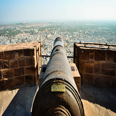 Mehrangarh fort Places to See