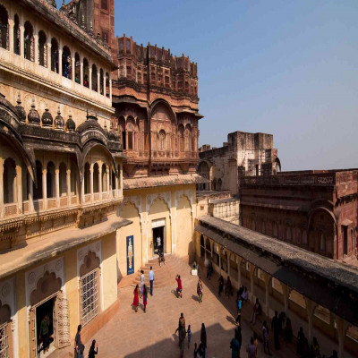 Mehrangarh fort Travel Plan