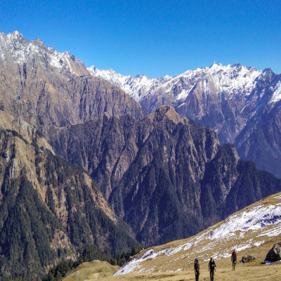 The Great Himalayan National Park Travel