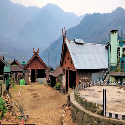 Longwa_Nagaland_Package_Tour