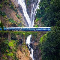 Dudhsagar_Falls_Attractions