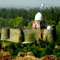 Tughlaqabad_Fort_Travel_Plan