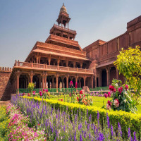 Fatehpur_Sikri_Attractions