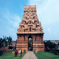 Brihadeeswarar_Temple_Attractions