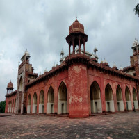 Akbar's_Tomb_Attractions