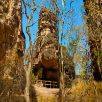 Bhimbetka_Rock_Shelters_Attractions