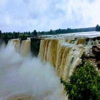 Chitrakote Waterfalls Places to See