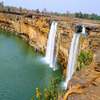 Chitrakote Waterfalls Sightseeing