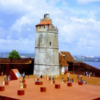 Aguada fort Package Tour