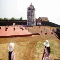 Aguada fort Places to See