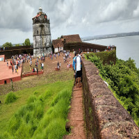 Aguada fort Tours