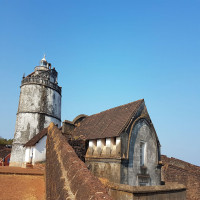 Aguada fort Travel Plan