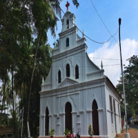 Fontainhas Church