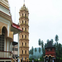 Shri mangeshi temple Place to visit