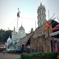 Shri mangeshi temple Travel Plan