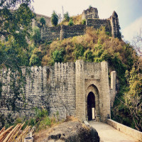 Kangra Fort Sightseeing