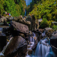 McLeod Ganj Waterfall