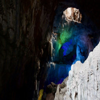 Krem Liat Prah Cave Package Tour