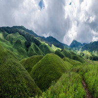 Dzukou Valley Place to visit