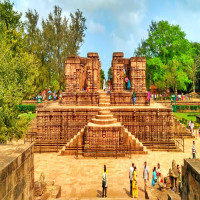 Konark-Sun Temple Tours