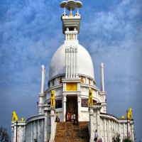 Shanti Stupa Package Tour