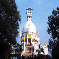 Shanti Stupa Places to See