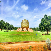Auroville Travel Plan