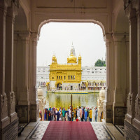 Golden Temple Place to visit