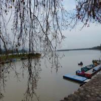 Sukhna Lake Place to visit
