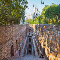 Agrasen Ki Baoli Sightseeing