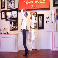 Madame tussauds delhi Sightseeing