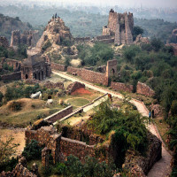 Tughlaqabad Fort Package Tour