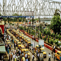 Howrah bridge Place to visit