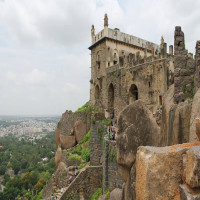 Golconda Fort Package Tour